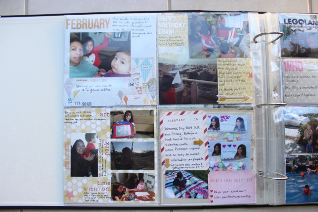 Project Life | February