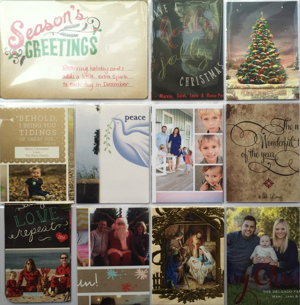 Holiday Album | Holiday Cards 2