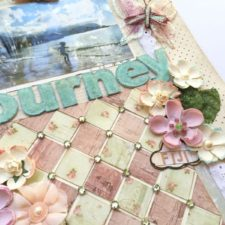 Journey | Scrapbooking a Dream