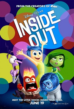 Pixar Inside Out - A Kid's Guide to Emotional Connection