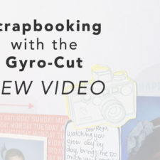 Gyro-Cut (a new tool!) | Layout Start to Finish