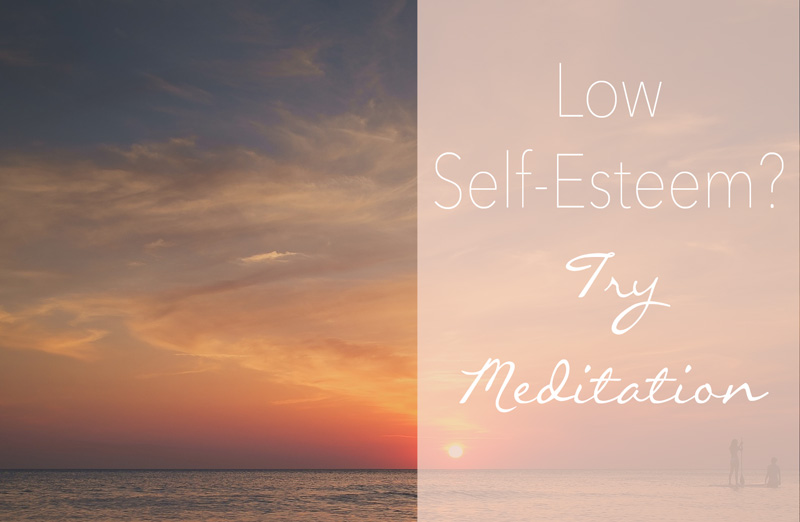 Let Go of Low Self-Esteem | Read more at www.mindfulmemorykeeping.com