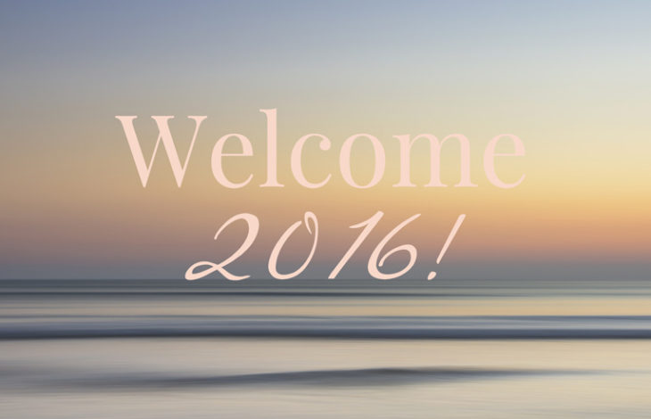 Welcome 2016…and a giveaway!